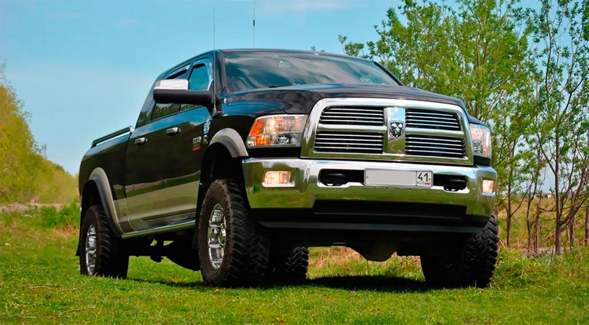 Dodge RAM 2500 MegaCab 6.7 Turbo Diesel