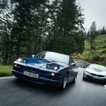 Супертест двух «восьмерок» BMW, как выбор между ностальгией  о прошлом и мечтами о будущем